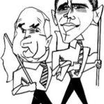 Yhdysvaltain presidentinvaalit 2008 - Obama vai McCain?