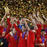 Espanjan maajoukkueesta