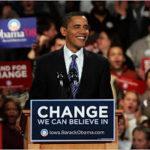 Yhdysvaltain presidentinvaalit 2008 - Obama.