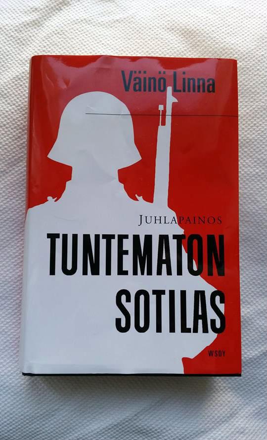tuntematon sotilas romaani 1