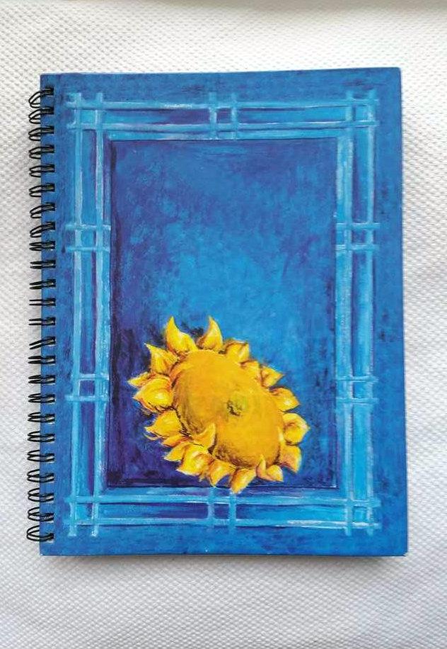 sininen muistikirja 1