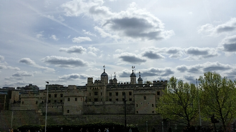 Lontoo - maisemaa