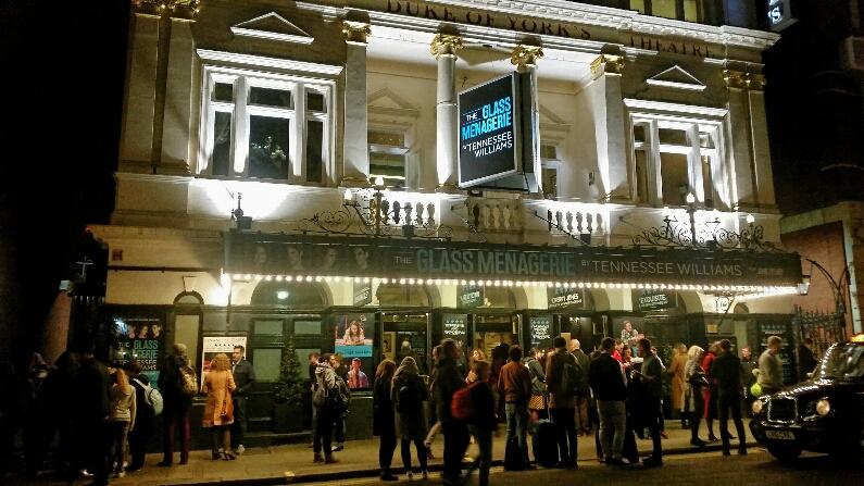 Lontoo - teatteri