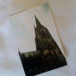 Kölnin tuomiokirkko näki minut nuorena