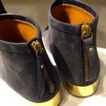 Varo kenkien takavetoketjua