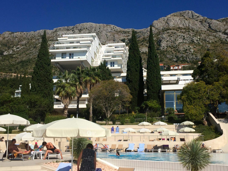 kroatia hotelli
