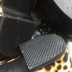 Sateiset kadut ovat liukkaita - ovathan kengänpohjasi kunnossa?