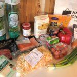 Kokeilussa kahden hengen viikon valmis ruokakassi
