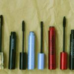 Testi: Muoviharjaiset ripsivärit