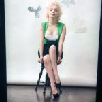 Kiehtova Marilyn, nainen roolien takana -näyttely