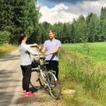 Pyöräillen aistii ja kokee enemmän