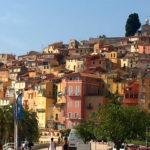 Mentonin, Monacon ja San Remon kujilla - katso kuvat!