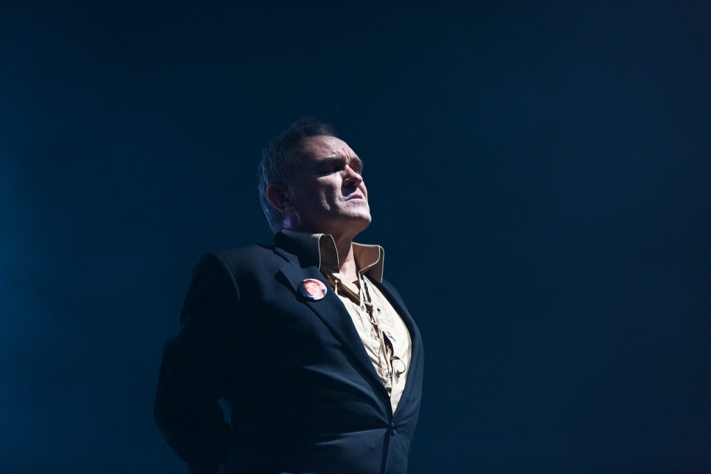 Morrissey Kuva: Katri Naukkarinen