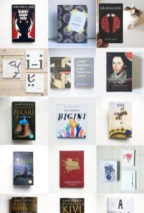 Vuoden 2016 kirjat