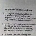 Takaisin Karjalaan