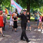 Viranomaiset Pridessa