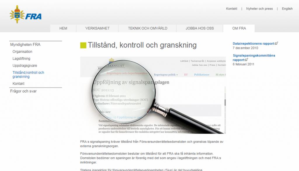Bild från fra.se