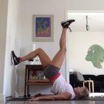 Lihaskuntoa lenkin päälle - Seinäkuntopiiri VIDEO