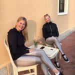 Treeniä, aurinkoa, hyvää ruokaa, 25 naista ja Toscana