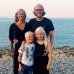 Kolme viikkoa ulkomailla lasten kanssa