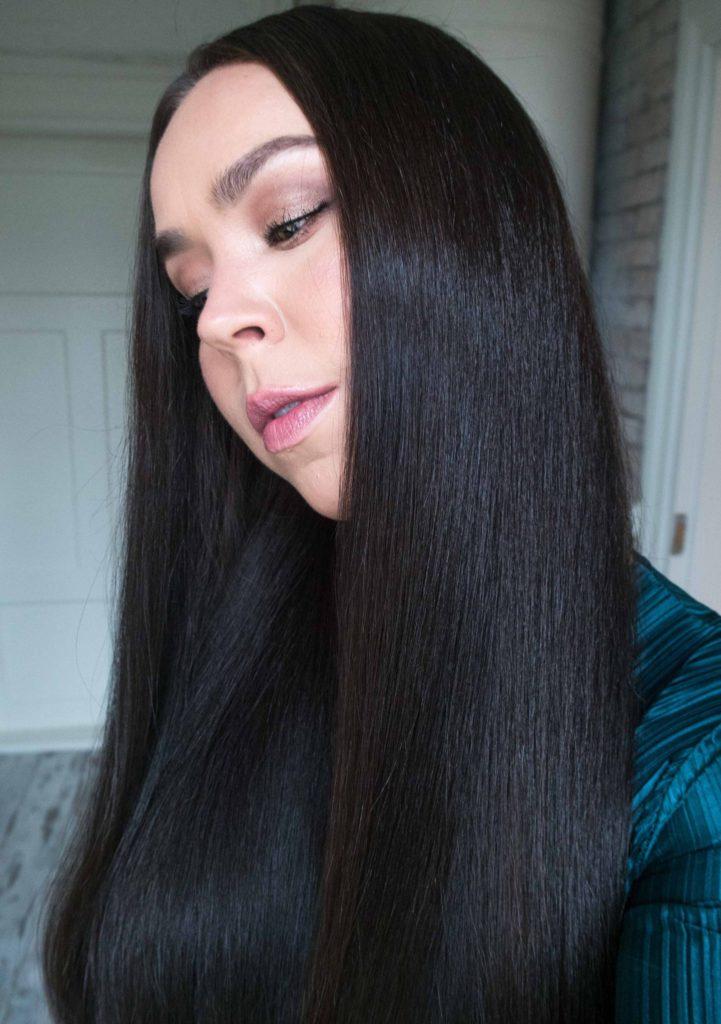 loistava kiilto hiuksille