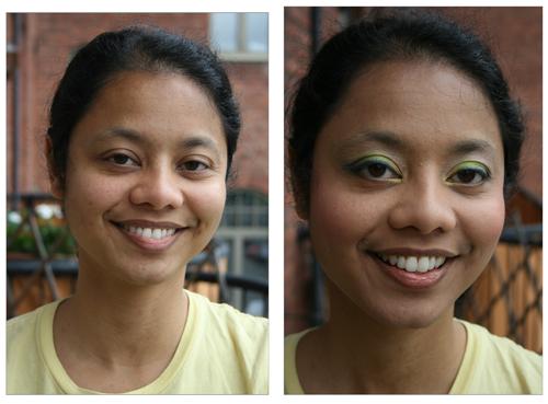 Sheila makeover