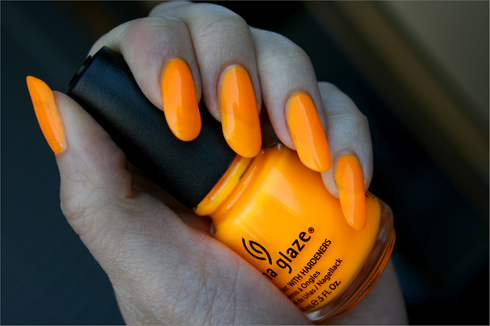 China Glaze Sun Worshiper