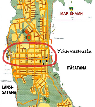 Mariehamn_map