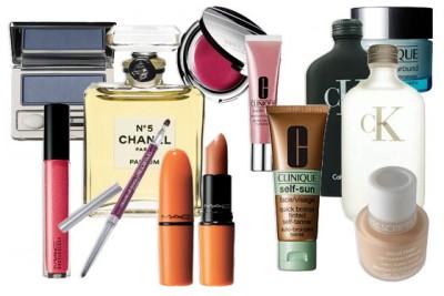 Vuosi kosmetiikkamyyjänä