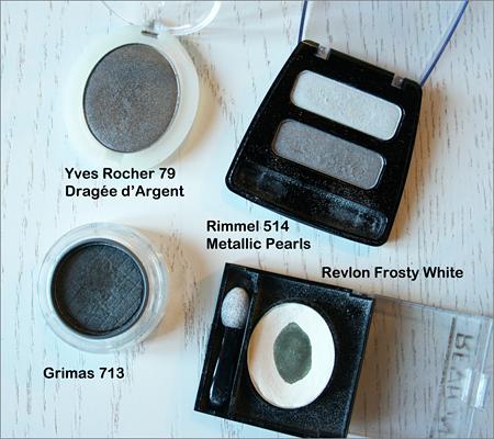 Lukijatoivetutorial: Harmaa (arki)meikki