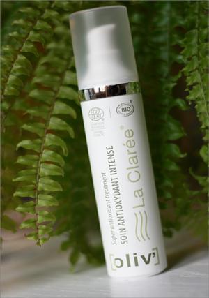 Löytö: Oliv'-antioksidanttivoide