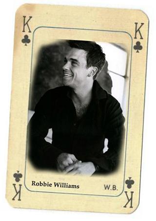 Kuukauden idoli: Robbie Williams