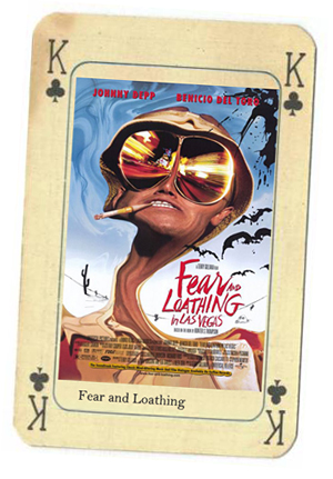 Kuukauden idoli: Fear and Loathing in Las Vegas