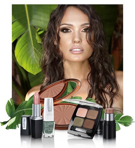 IsaDora Jungle Fever -look