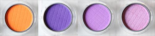 Grimas-viikko: violettia ja oranssia