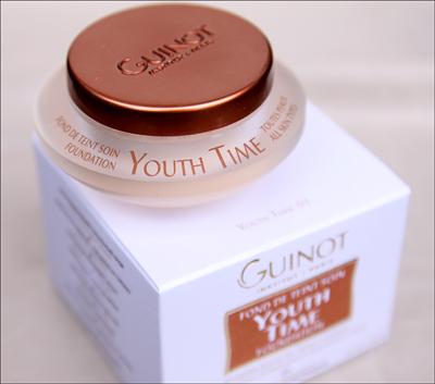 Guinot Youth Time Foundation - a.k.a kalleinta mitä olen koskaan iholleni laittanut