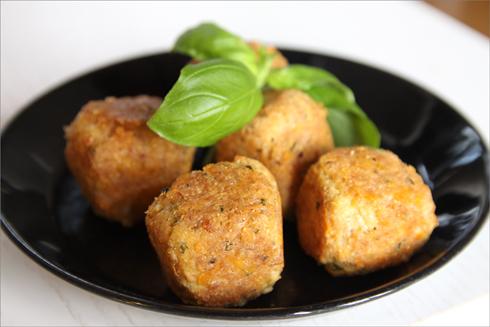 Sannin herkkucorner: helpot ja maukkaat tonnikalapullat