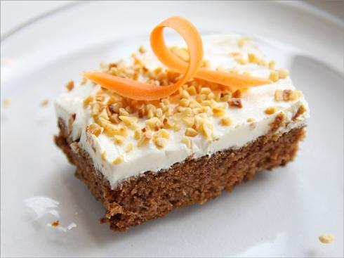 Sannin herkkucorner: julmetun mehevä VHH-porkkanakakku
