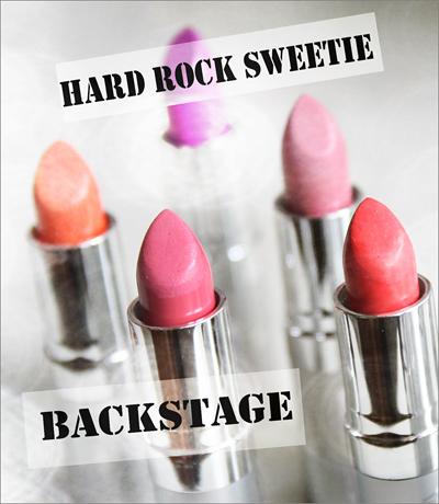 VLD-viikko: Back Stage ja Hard Rock Sweetie