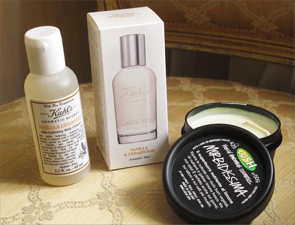 Kosmetiikkahankintoja tarpeeseen ja sen vierestä