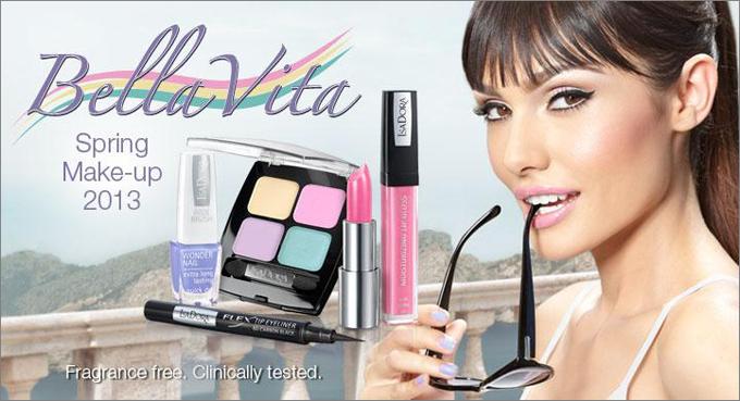 Bella Vita -meikit menevät....