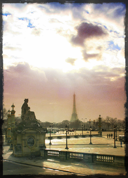 Pää kylmänä Pariisissa!