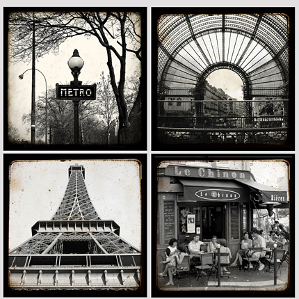 Pariisi_bw