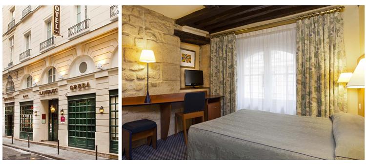 Pariisinmatka_hotelli