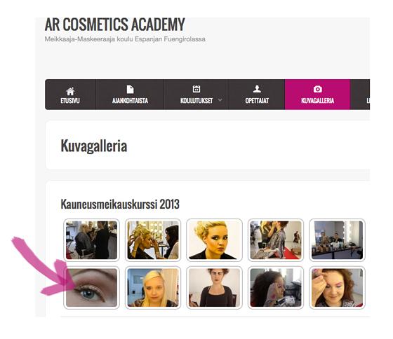 ARCosmeticsAcademy_kurssikuvia