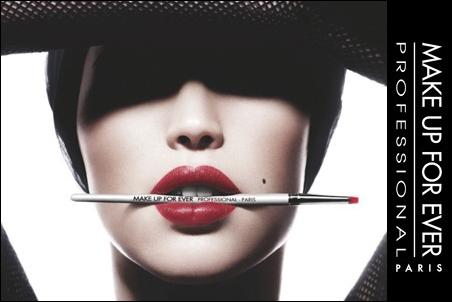 Haluatko malliksi meikkikurssille?