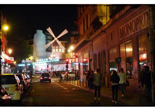 Paris Detour