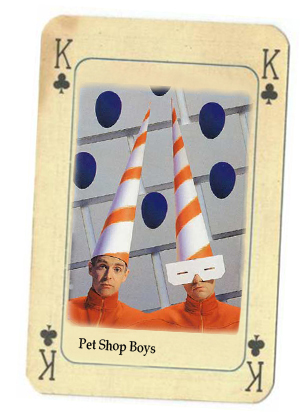 Kuukauden idoli: Pet Shop Boys