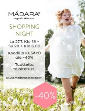 MadaraShoppingNight