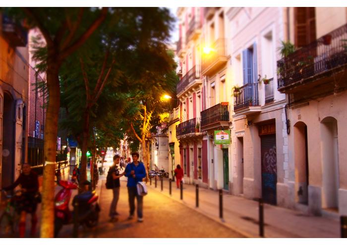 Un paseo por Gràcia
